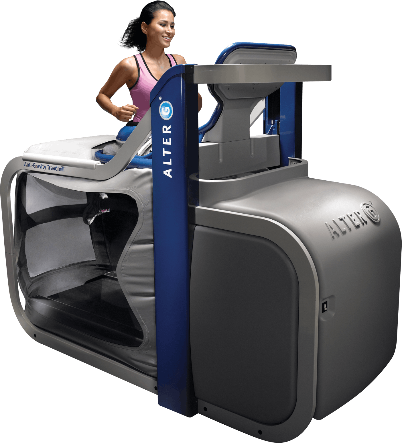 Image result for alter g anti-gravity treadmill