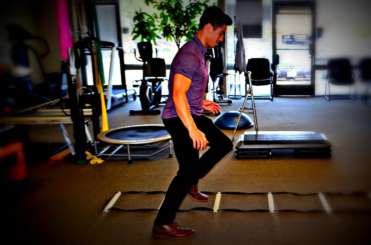 Gait Training | Broberg Physical Therapy | San Jose CA