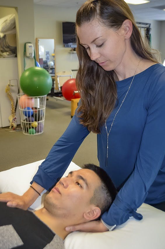 Cervical Manual Therapy | Broberg Physical Therapy | San Jose CA