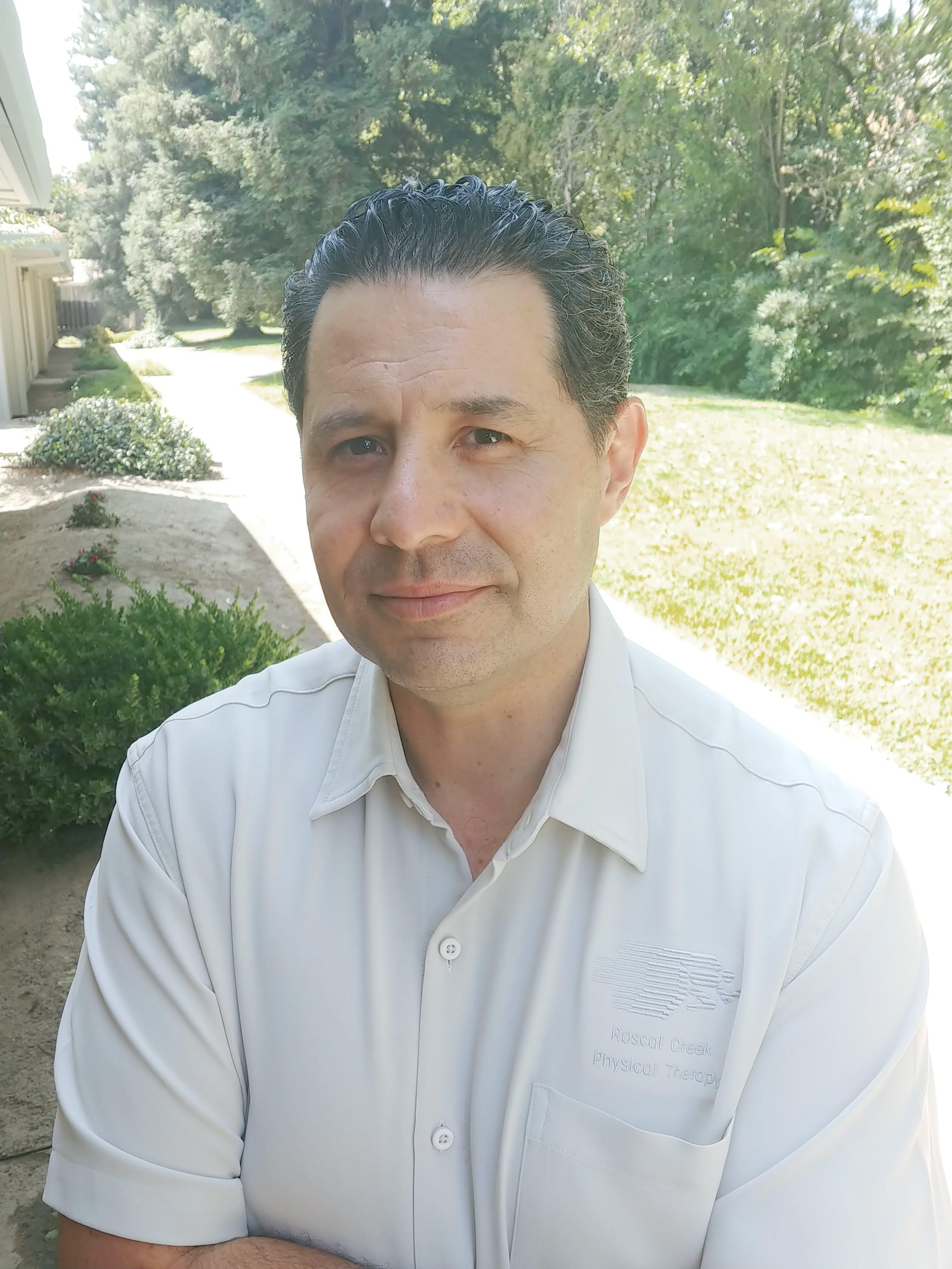 Tony Hernandez, PT, DPT