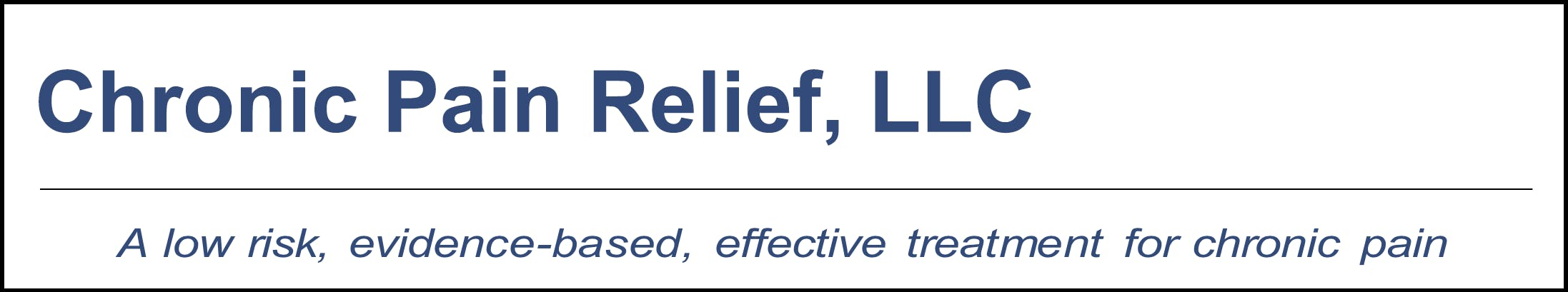 Chronic Pain Relief Workshops
