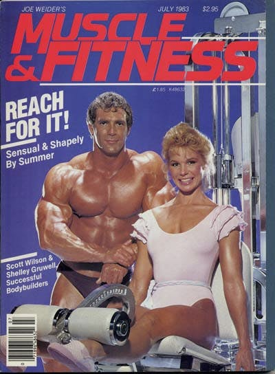 Muscle & Fitness - July 1983