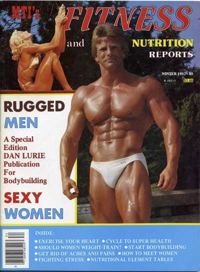 MTI's Fitness and Nutrition Reports - Winter 1982