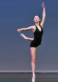 L. Benson - Ballet Dancer