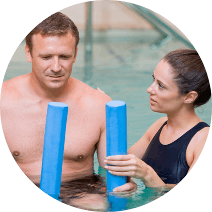 Pool Therapy | Aquatic Therapy | Hydrotherapy