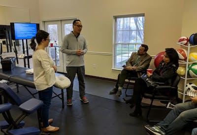 Chronic Pain Seminar - March 2018