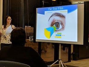 Eye Strain? Text Neck? Seminar - February 2018