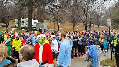 Holiday Hustle 5k