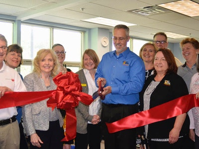 Perry Hall Ribbon Cutting - May 7, 2019