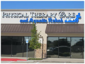 Aquatic Rehab Richmond TX