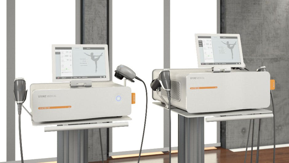 D-Actor 100 Radial Acoustic Wave Therapy (AWT)- by STORZ Medical