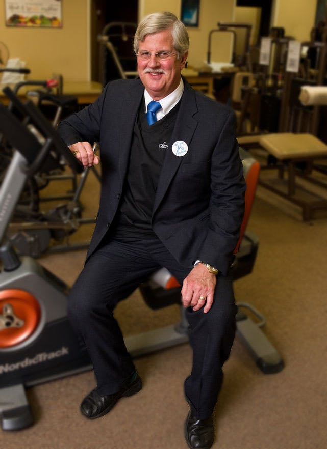 George B. Hamil, PT | President/CEO Southern Therapy Services, Inc