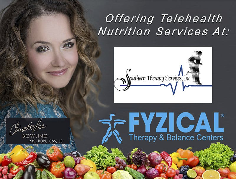 Telehealth Nutrition Services
