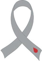 Description: Diabetest Awareness Month Ribbon