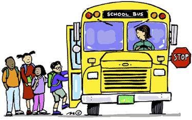 Description: Image of a School Bus