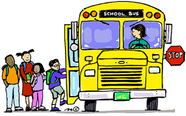 Description: Image of a School Bus