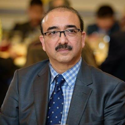 Dr. Aslam Qazi PT, MA, MJ, DPT