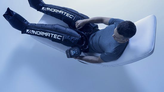 NormaTec Compression Therapy Boots