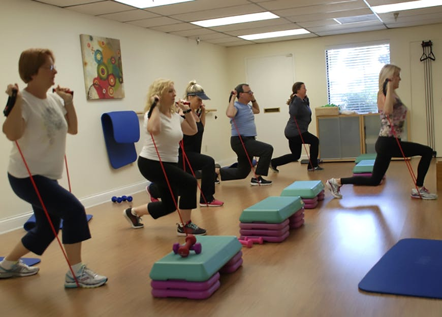 Newbury Park Physical Therapy | Small Group Fitness