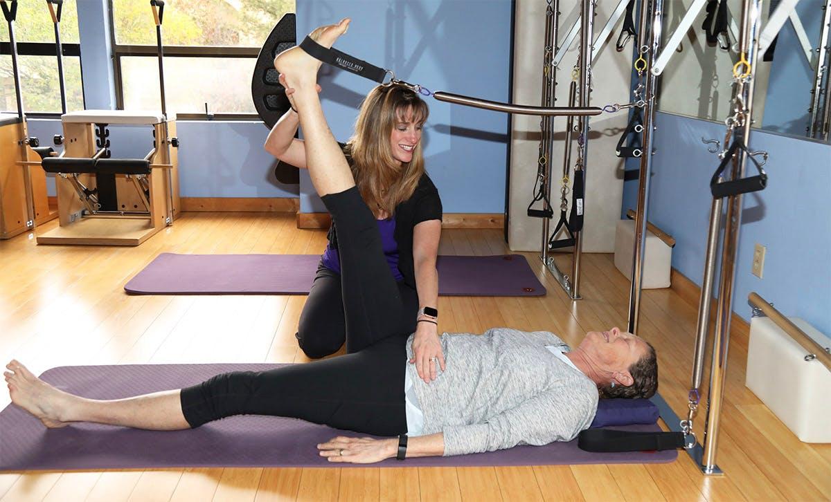 Sebastopol Physical Therapy | Pilates Rehab | Wellness