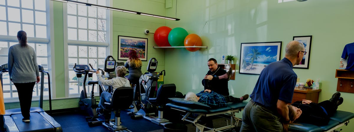 Physical Therapy Bothell WA