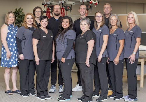 iPOW Physical Therapy & Wellness Staff | Armarillo TX