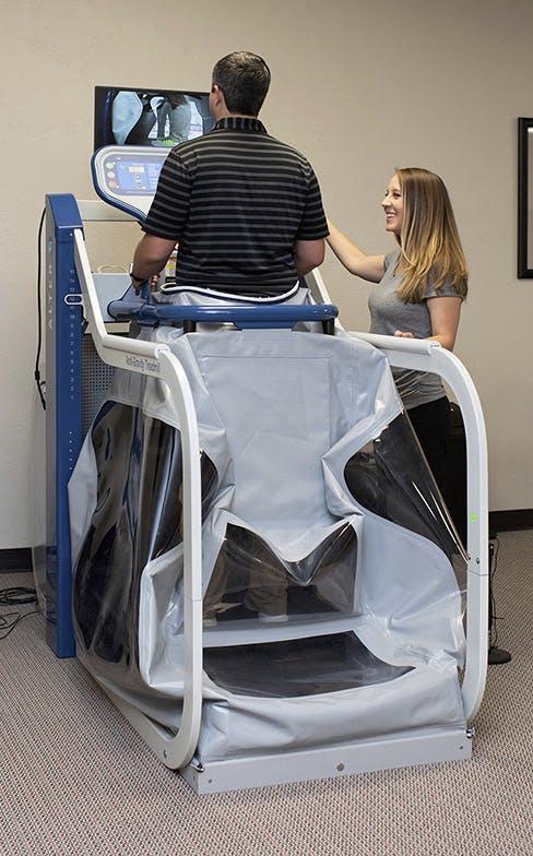 AlterG Anti-Gravity Treadmill Armarillo TX