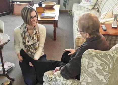 In-Home Therapy Armarillo TX