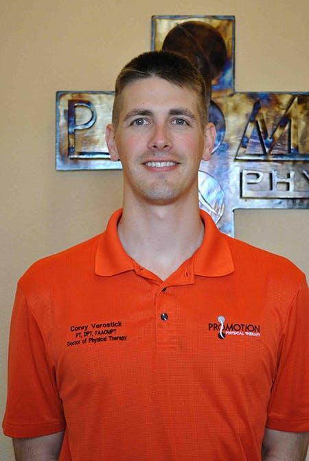 Corey Verostick, PT, DPT, FAAOMPT