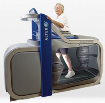 AlterG Anti-Gravity Treadmill San Antonio Tx