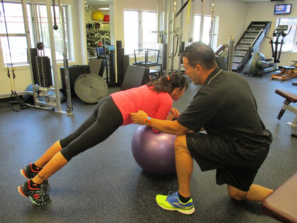 Ridgewood Physical Therapy | Fitness 1-2-1