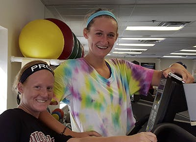 Ridgewood Physical Therapy | Testimonials | The Leonard Twins