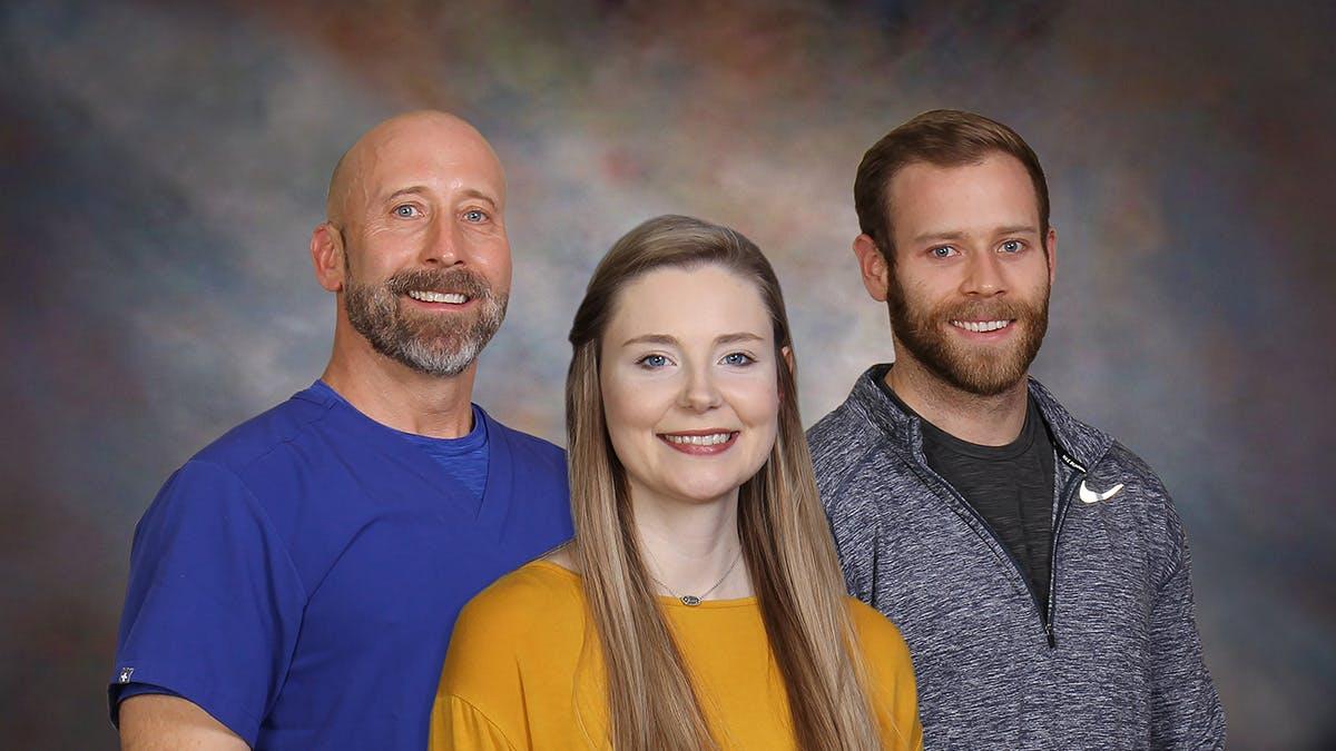 Ouachita Physical Therapy | Monroe Staff