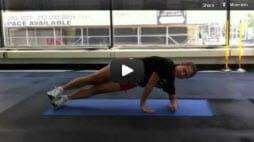 Core Strengthening Program Video