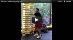 Frozen Shoulder Program Video