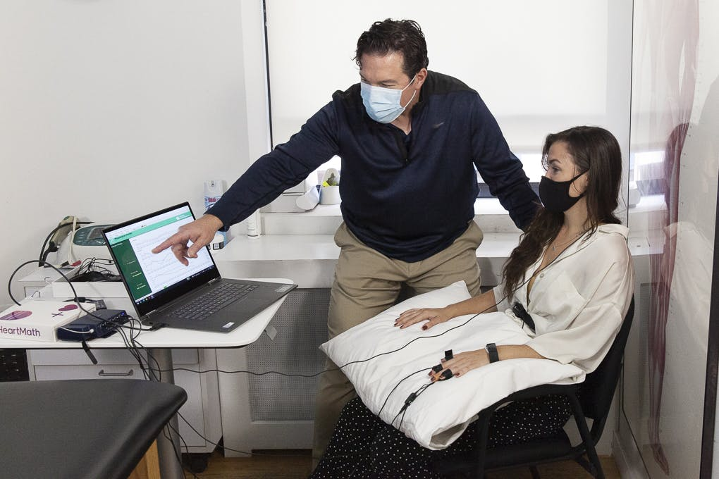 Biofeedback for Migraine Headaches in NYC