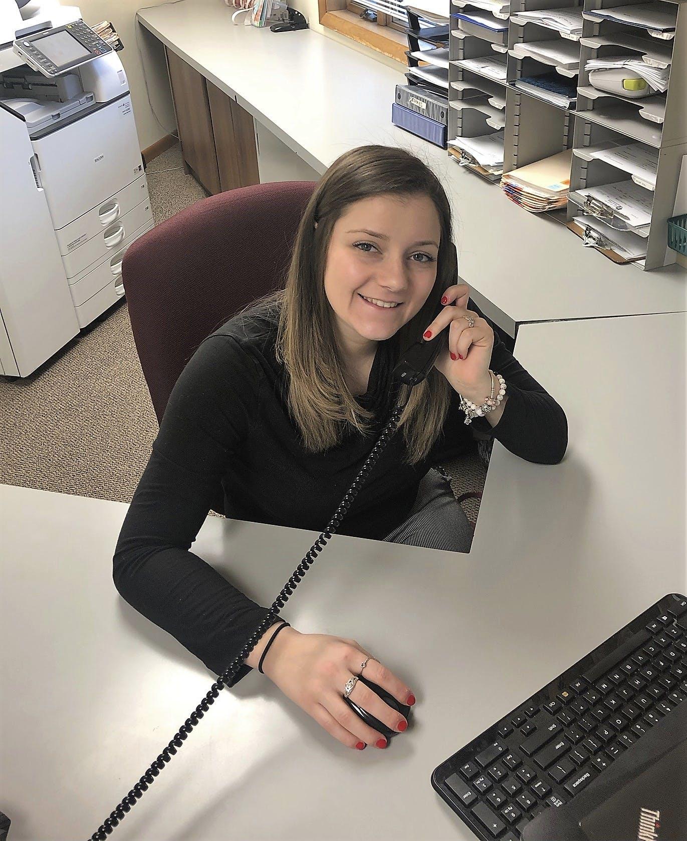 Bryanna, Front Desk