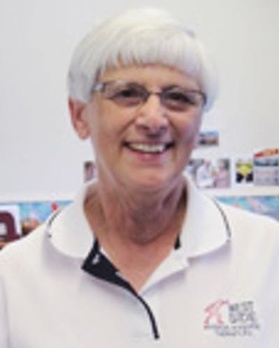 Joanne Sitnik, Aquatics Instructor