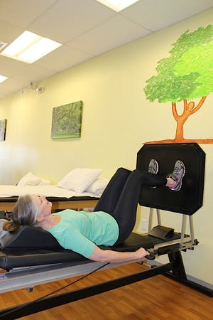 Lower Back Pain Treatment in New Orleans