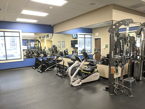 Evans Rehabilitation & Wellness | 24-hour Gym