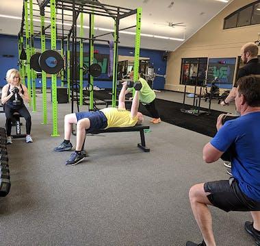 Evans Rehabilitation & Wellness   Group Classes