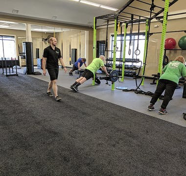 Evans Rehabilitation & Wellness | Group Classes