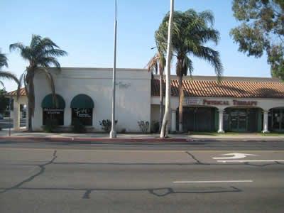 Corona, California From Street