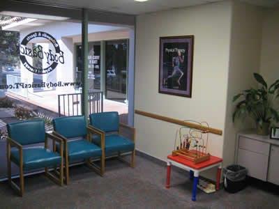 Corona, California Front Office