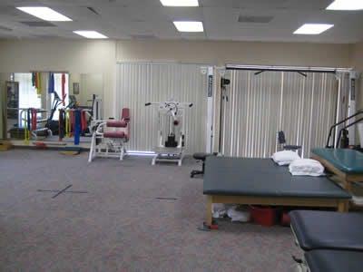 Corona, California Gym