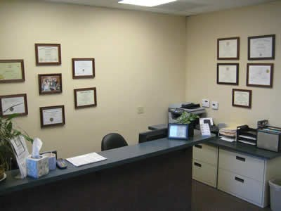 Norco California Front Office