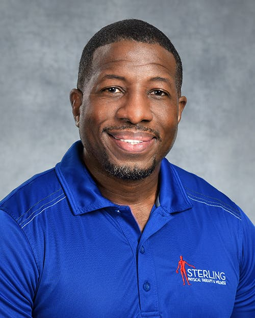 Sterling L. Carter, PT, MS, CSCS Physical Therapist, Owner.