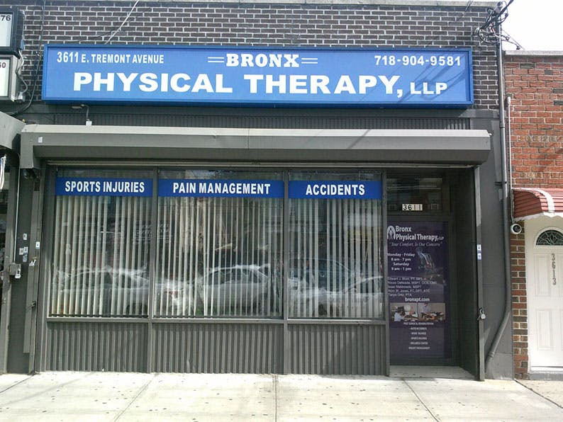 Bronx Physical Therapy, LLP