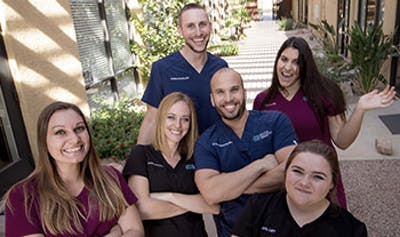 physical therapy Tempe AZ