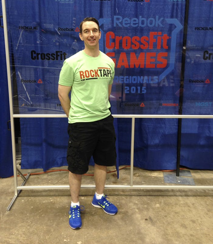 National Physical Therapy   Reebok Cross Fit Games - Road to the Fittest Regionals 2015